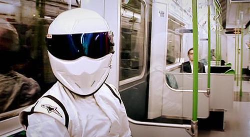 Stig v metru (tube)